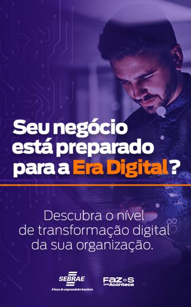 Indice SEBRAE de Transformação Digital